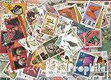 Prophila Collection Bhutan 100 verschiedene Marken (Briefmarken für Sammler)