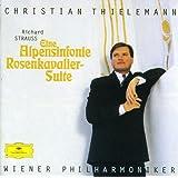 Richard Straus : Une symphonie alpestre - Suite du Chevalier à la rose