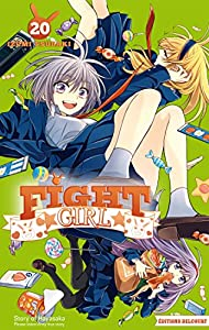 Fight Girl Edition simple Tome 20
