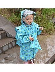 Sac de livre Big Hat Enfants Raincoat Environnement Aucun Smell Endorsement Package Raincoat Students