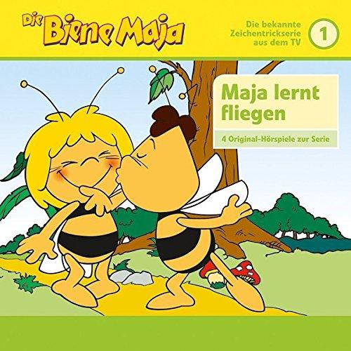 Die Biene Maja - Folge 1: Maja lernt fliegen