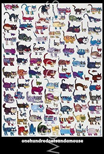 vittorio-fiorucci-100-chats-et-une-souris-impression-dart-print-6160-x-9081-cm