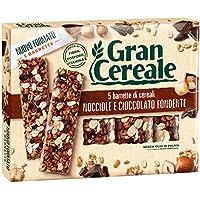 Gran Cereale Snack Barrette con Nocciola e Cioccolato - 135 gr