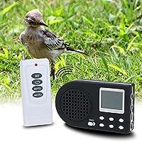 Reclamo para pájaros Sprigy™, reproductor de MP3, con mando a distancia, ideal para la caza