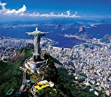 Clementoni 32515.3 -  Rio De Janeiro, 2000 teilig