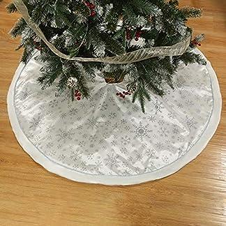Weihnachtsbaum-Decke-Unterlage-mit-Weihnachtsmotiv-Runde-Filz-Baumdecke-Christbaumstnder120cm