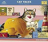Charles Wysocki - Cat Tales Wall Calendar (2016) by AMCAL (2014-06-17)