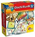 Più di 60 giochi in un'unica confezione! Ideali per tutta la famiglia.