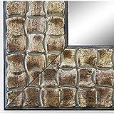 Online Galerie Bingold Wandspiegel Spiegel Badspiegel - Bremen 8,0 - Silber - 60 x 140 - Außenmaß inkl. Massivholz-Rahmen - Viele Größen verfügbar - Modern, Barock, Antik, Vintage, Landhaus