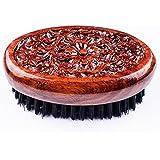 Fully Men Beard Brush For Easy Styling And For Beard Growth, Pack Of 1 (M12)