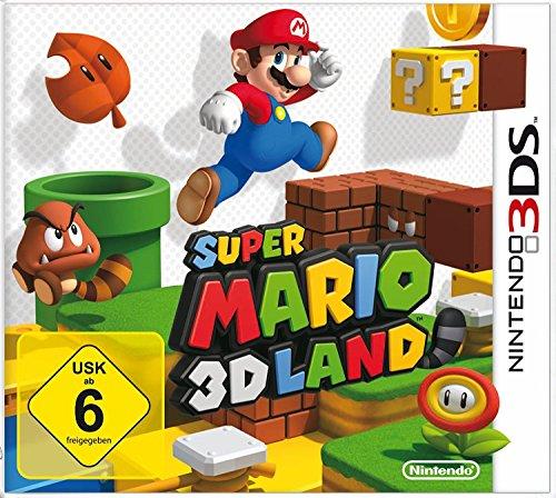 Super Mario 3D Land für Nintendo 3DS (Mario 3d Land Für Nintendo Ds)