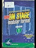 New On stage modular format. Student's book-Workbook. Per le Scuole superiori: 1