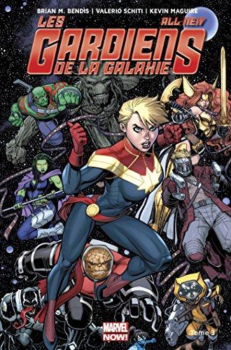 All-new Les Gardiens de la Galaxie T03 par Brian M. Bendis