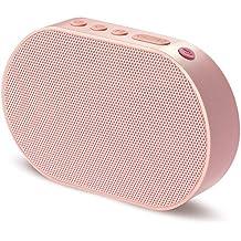 Altavoz Wifi, Altavoz portátil Bluetooth inalámbrico GGMM con Amazon Alexa Altavoz inalámbrico Homeplay Audio para múltiples habitaciones, Sonido exterior potente, DLNA Bluetooth Spotify iHeartRadio TuneIn, E2