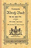 Dortmunder Adreß-Buch für das Jahr 1894