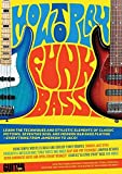 Guitar World: How to Play Funk Bass - DVD Features Instruction and Exciting, Soulful Rhythm-Section Grooves! TAB Booklet Included on Disc! [Alemania]