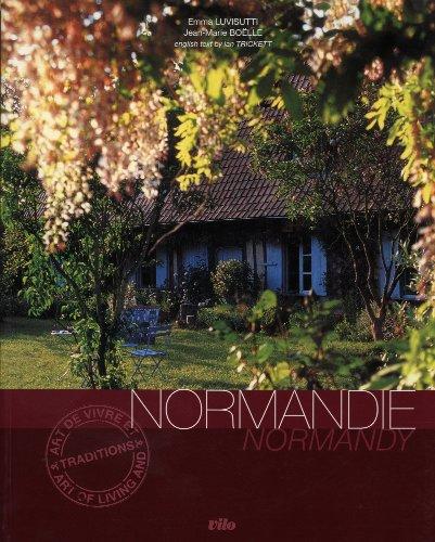 Normandie : Edition bilingue français-anglais par Jean-Marie Boëlle, Emma Luvisutti, Ian Trickett