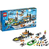 LEGO City - Guardacostas: barco (60014)