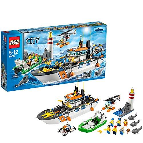 LEGO City 60014 - Einsatz für die Küstenwache (Lego City Coast Guard)
