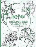 Telecharger Livres Harry Potter Le Livre de Coloriage N 2 Creatures Magiques a Colorier (PDF,EPUB,MOBI) gratuits en Francaise