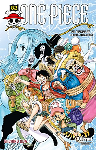 One Piece - Édition originale - Tome 82: Un monde en pleine agitation par Eiichiro Oda