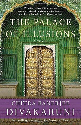 Buchseite und Rezensionen zu 'The Palace of Illusions: A Novel' von Chitra Banerjee Divakaruni
