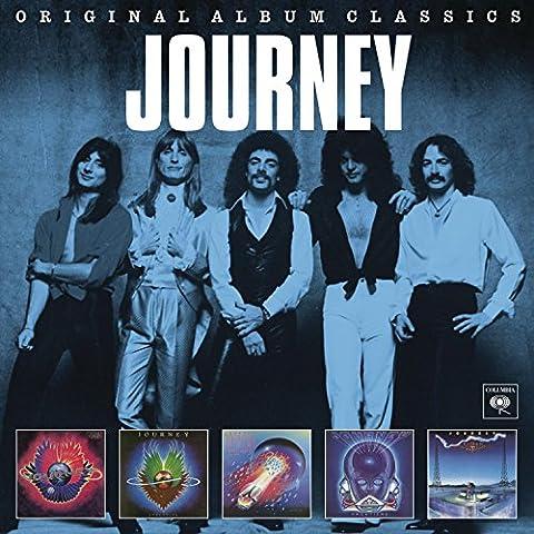 Original Album Classics : Infinity / Evolution / Escape / Frontiers / Raised On Radio (Coffret 5