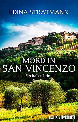 Buchseite und Rezensionen zu 'Mord in San Vincenzo: Ein Italien-Krimi' von Edina Stratmann