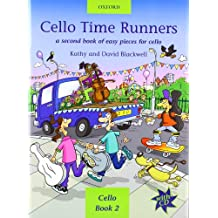 Cello Time Runners: A Second Book of Easy Pieces for Cello
