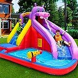 LX inflatable toys Sommer große Wasserrutsche aufblasbaren Pool Aufblasbare Spielzeuge,...