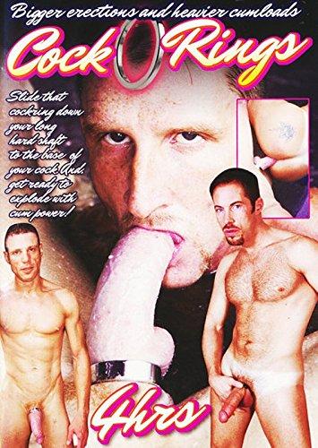 Preisvergleich Produktbild Gay Pornofilm - Cock Rings Gay DVD Barracuda Film