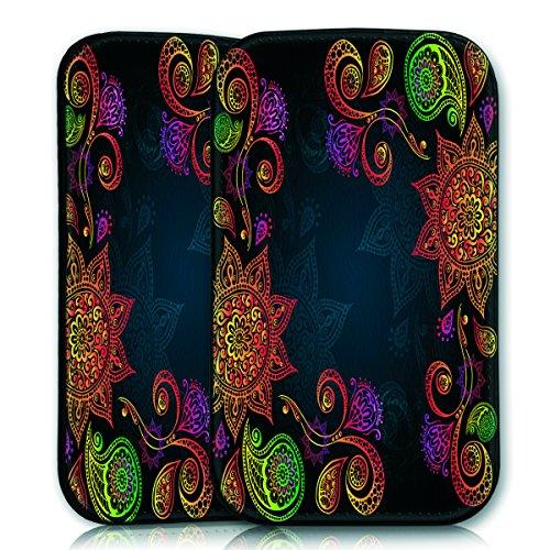 Sleeve Style Handy Tasche Case Schutz Hülle Schale Motiv Etui für Apple iPhone 6 / 6S - Sleeve UBS12 Design12 Design 7