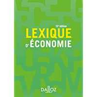 Lexique d'économie - 15e ed.