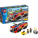 LEGO City 60061 - Flughafen-Feuerwehrfahrzeug - LEGO