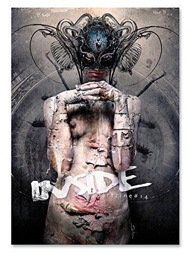 Preisvergleich Produktbild INSIDE artzine - International Art Magazine #14
