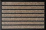 ID mate Combi Brush, fibra sintética, marrón, 80x 120x 0,6cm)..