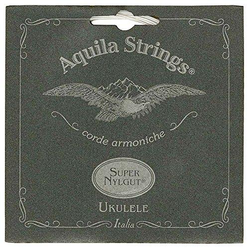 Aquila 106U Tenor-Ukulele-Satz, Super Nylgut, Standard Stimmung, Key of C, GCEA