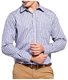 Men's Formal Shirt (CH-14-38, Purple, 38...