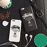 3835b75f3a0 Stüssy iPhone 6 (4.7 Zoll) funda Cover Carcasa y fundas Stussy Jordan  (blanco