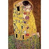 Poster Gustav Klimt El Beso