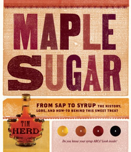 Maple Sugar: From Sap to Syrup: The History, Lore, and How-To Behind This Sweet Treat (English Edition)