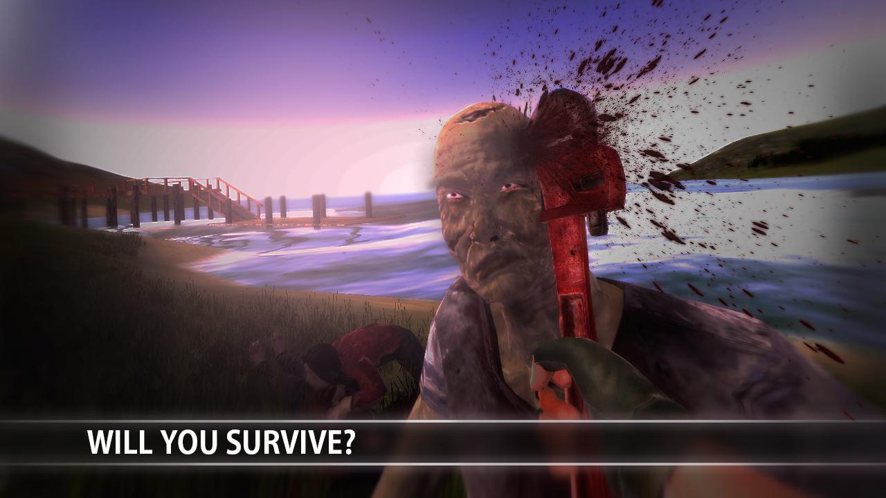 Experiment Z Online 3D - Multiplayer Zombie Survival MMO FPS