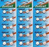 3x10 X AG13 LR44 Button Cells Batteries - A76 L1154 SR44 G13 357 - 1.5V