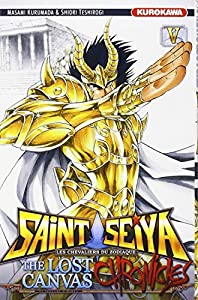 Saint Seiya - The Lost Canvas Chronicles Edition simple Tome 5