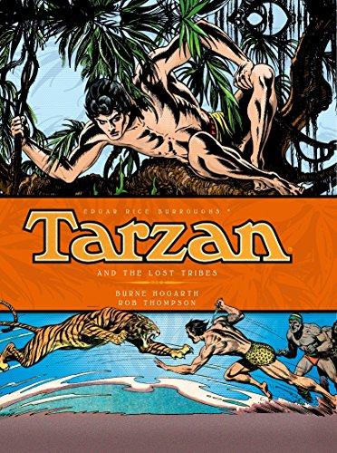 Tarzan and the Lost Tribe: Vol. 4 (The Complete Burne Hogarth Comic Strip Library) por Don Garden