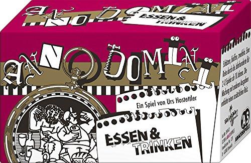 ABACUSSPIELE 09162 - Anno Domini - Essen und Trinken, Quizspiel
