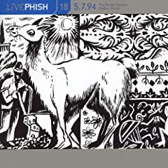 LivePhish, Vol. 18 5/7/94 (The Bomb Factory, Dallas, TX)