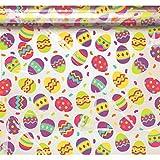 Amscan International 378055Geschenkpapier bemalt Eier Korb Tasche