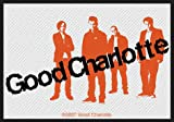 Good Charlotte–Woven Band [Patch/Aufnäher] [SP2162]