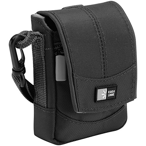 Case Logic DCB 16 Kameratasche schwarz/grau Xs Compact Camera Case